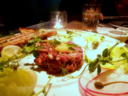 Beautiful, taste good as well, but I have to admit, I had better in Paris!