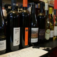 A selection of wine to the new Wine List